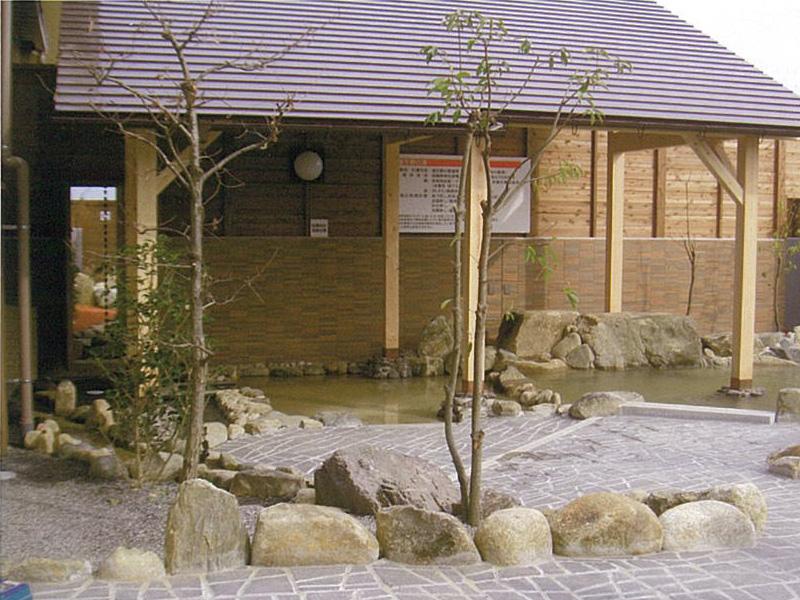 竜王ファミリーパーク内(蒲生野の湯)電気設備工事